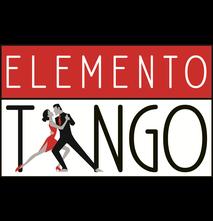 elemento tango eventi di tango argentino - logo di elemento tango
