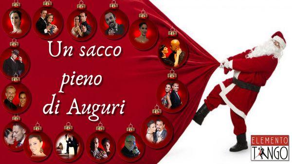 News Auguri Natale 2020 Maestri Elemento Tango