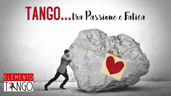 News Tango Argentino Tra Passione E Fatica